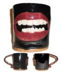 Lips Cup 2 by aberrantceramics