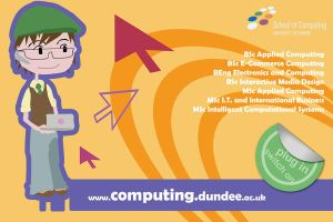 Computing Courses Postcard 2 by theGlimmerTwin