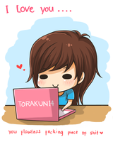 To My Bias by torakun14