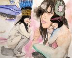 Bat for Lashes III by casperofpuppets