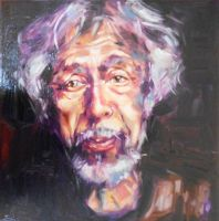 Portrait In Oil 9 by aastusharma
