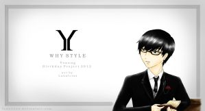 Yesung- YStyle by Lanaleiss