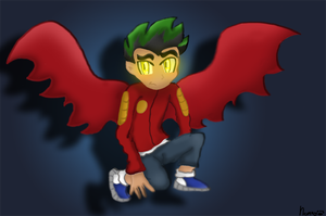 Jake Long by SugarNoms