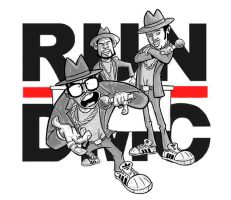 Run DMC by Big-Jim62