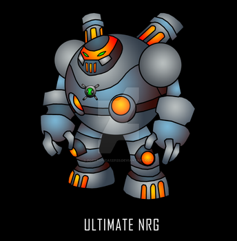 Ultimate NRG by poptropica123123