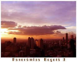 panoramica Bogota 2 by tomegatherion