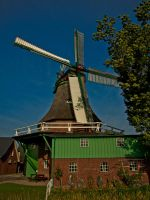 Wind Mill by sandor99