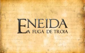Eneida, the gamebook for Tablets by felipecarbus