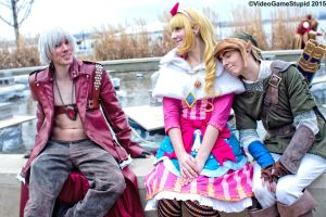 Katsucon 2015 - Zelda May Cry(PS) 13 by VideoGameStupid
