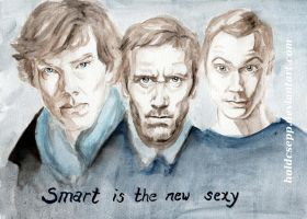 Smart is the new sexy by holdcsepp