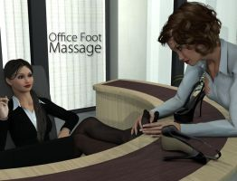 Office Foot Massage by Rometheus