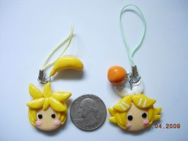Vocaloid clay charm sold out by jaysanzo