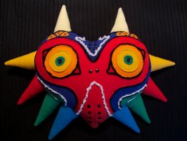 Majora's Mask plush by disney20038