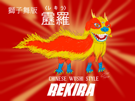 Rekira - Wushi Variant - 20140505 (Reduced) by ryuuseipro