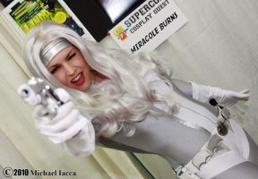 Silver Sable 1 by Insane-Pencil