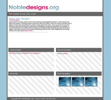 Nobledesigns.org v8 ? by Kip0130