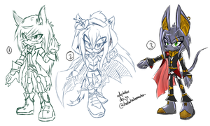 Sonic Adoptables 4# - CLOSED by shadowhatesomochao