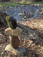 Rock Stack by Grammoth