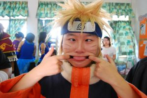 Naruto XD by Bloodhaunt