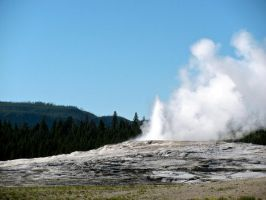 Old Faithful by bohemiandog