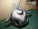 KINDRED - League Of Legends (Wolf's Mask) by Abyssmosis