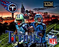 Tennessee Titans by tmarried