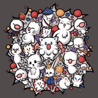 Pom Pom Party (Please vote at Qwertee!) by seviesphere