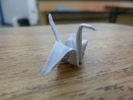 The Mini Origami by dargon899