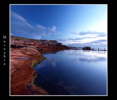 Maroubra Magic by FireflyPhotosAust