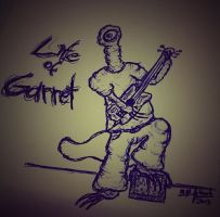 Life of Garret #02 by 9-Heart