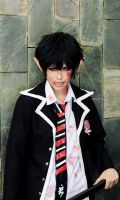 Ao No Exorcist VII by YAsuukun