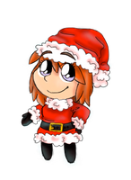Request: Arianna santa suit by Para-song