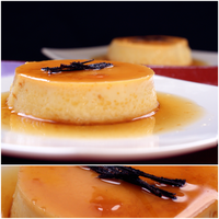 Creme Caramel by McKenzie-James