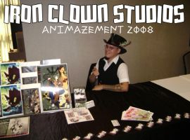 ICS at Animazement 2008 by TheIronClown