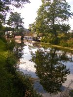Lancaster Canal at Preston by Softspoken-One