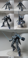 HGUC Zeta Plus (Unicorn Ver.) Review by Blayaden