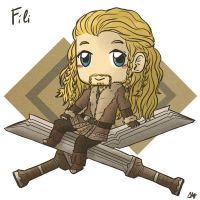 Weapons Collection_Fili by AlyTheKitten