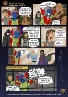 Baldur's Gate comic 2 pg2 by Epantiras