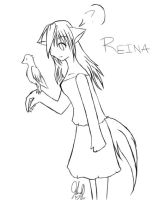 Reina by ascherie