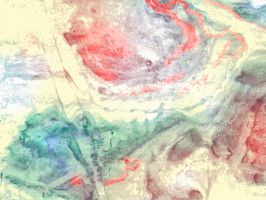 335 Marbled Ink 05 by Tigers-stock