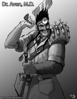 Dr. Aven Skin Idea by Benogalati