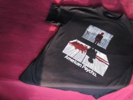 American Psycho shirt by heinpold