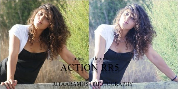 Photoshop actions RR5 by ritaaramos