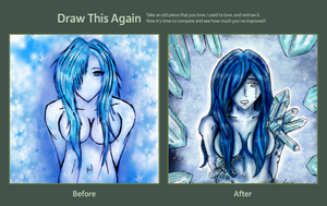 Draw This Again: Cold... by kagekabuki