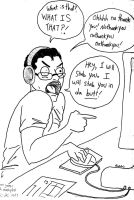 Horror Games with Markiplier by Avalon620