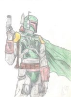 boba fett by UGCcomics
