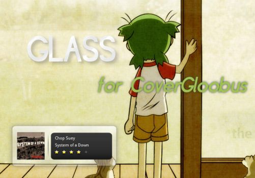Glass for CoverGloobus by paran0idx