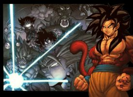 son Goku edu francisco by deffectx