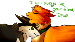 I will Always be Your Friend by FlabFire