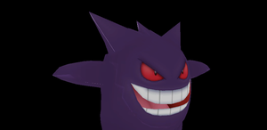 Gengar + DL by Valforwing